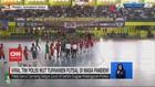 VIDEO: Viral Tim Polisi Ikut Turnamen Futsal di Masa Pandemi