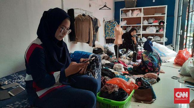 Peluang ekspor bagi usaha mikro, kecil dan menengah (UMKM) di Solo, Jawa Tengah semakin terbuka lebar melalui Program Shopee Ekspor.