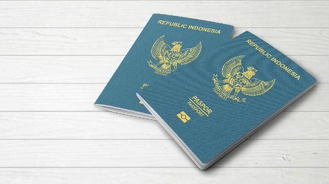 Jozeph Zhang Pakai Nama Shindy Paul Soerjomoeljono di Paspor