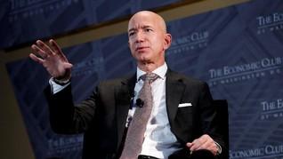 Mundur Jadi CEO, Jeff Bezos Masih Berpengaruh di Amazon