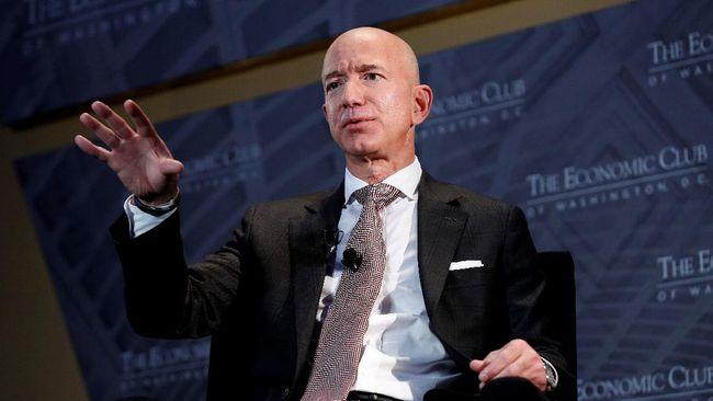 Jeff Bezos mundur dari Chief Executive Officer (CEO) Amazon dan menyerahkan jabatan tersebut kepada Andy Jassy.