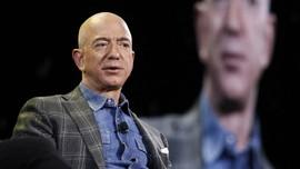 Jeff Bezos Mundur dari Kursi CEO Amazon 5 Juli 2021