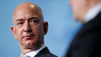 Banding Ditolak, Bezos Tetap Gagal Rebut Kontrak NASA