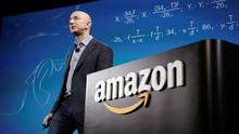 Amazon Rilis Surat Utang Hijau Pertama Rp14,2 T