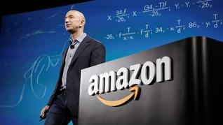 Amazon Naikkan Gaji 500 Ribu Pekerja