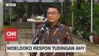 VIDEO: Moeldoko Respon Tudingan AHY