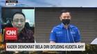 VIDEO: Kader Demokrat Bela Diri Dituding Kudeta AHY