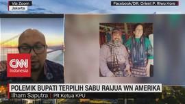 VIDEO: Polemik Bupati Terpilih Sabu Raijuna WN Amerika