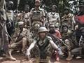 FOTO: Republik Afrika Tengah Bergolak Usai Pemilu