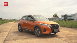 VIDEO: Mobil Listrik Nissan Kicks, Awalnya Bikin Kagok