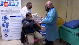 VIDEO: Vaksinasi Covid-19 Dimulai Di Palestina