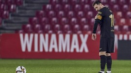 Barcelona vs Huesca: Messi Siap Samai Rekor Xavi