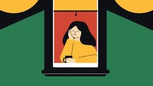 INFOGRAFIS: Kenali Tanda Kesepian yang Sering Tak Disadari