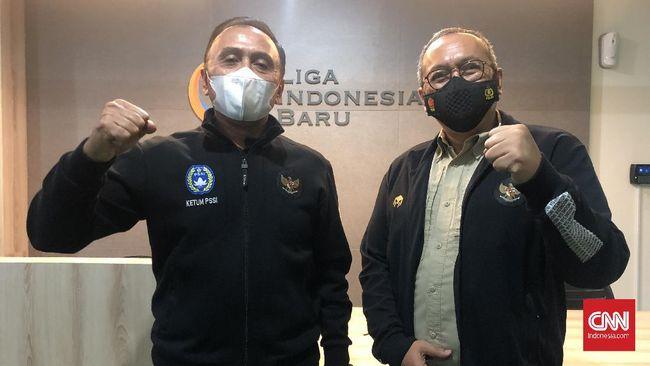Ketua Umum PSSI Mochamad Iriawan mendukung klub-klub sepak bola di Indonesia untuk dibeli dan dimiliki orang asing.