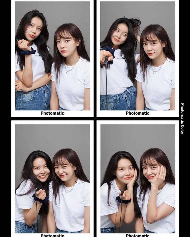 Kim Na Young dan Kim Se Jeong