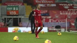 Liverpool Disebut Bakal Jual Murah Thiago ke Barcelona