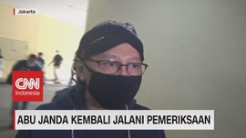 VIDEO: Abu Janda Kembali Jalani Pemeriksaan
