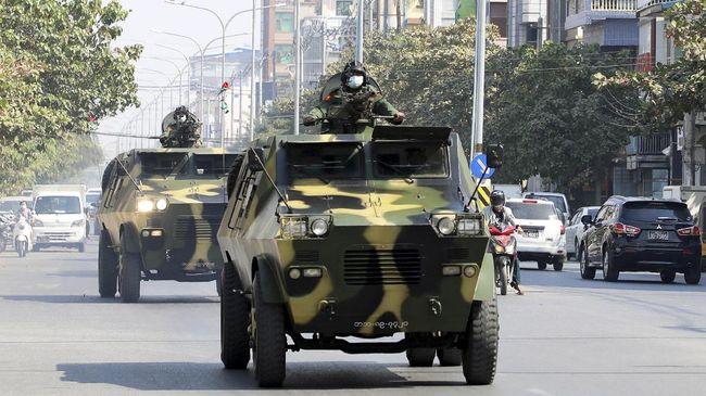 Sanksi Dewan Keamanan PBB dan China dinilai yang paling efektif untuk menekan militer Myanmar terkait kudeta.