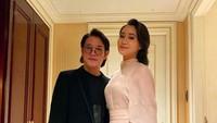 <p>Keduanya juga disebut Jet Li sebagai suporter utamanya untuk berperan dalam film <em>Mulan</em> versi <em>live action</em>. (Foto: Instagram @_jadali_)</p>