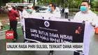 VIDEO: Unjuk Rasa PHRI Sulsel Terkait Dana Hibah