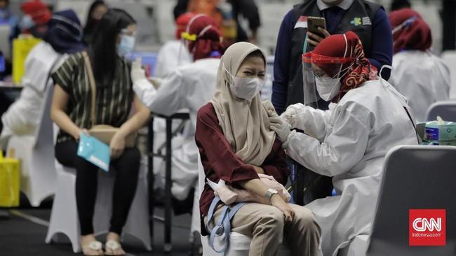 Jenis Vaksin Program Pemerintah dan Mandiri Harus Berbeda