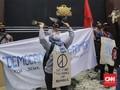 Demo di Kedubes Myanmar, Massa JRMK Kecam Kudeta Militer