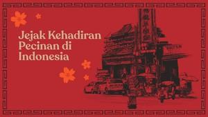 INFOGRAFIS: Jejak Kehadiran Pecinan di Indonesia