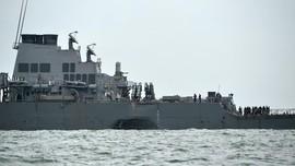 Rusia-Ukraina Tegang, AS Kirim Kapal Perang ke Laut Hitam