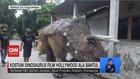 VIDEO: Kostum Dinosaurus Film Hollywood Ala Bantul