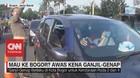 VIDEO: Mau ke Bogor, Awas Kena Ganjil-Genap