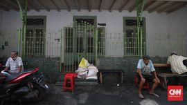 Riwayat Glodok si 'Kepala Naga' Jakarta
