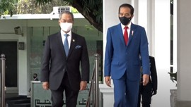 Jokowi-PM Malaysia Desak ASEAN Bertindak Atas Kudeta Myanmar