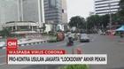 VIDEO: Pro-kontra Usulan Jakarta Lockdown Akhir Pekan