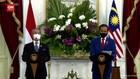 VIDEO: Jokowi dan PM Malaysia Bahas Krisis di Myanmar