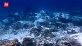 VIDEO: 2 Kapal Motor Tabrak Terumbu Karang Raja Ampat