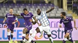 FOTO: Inter Milan Ambil Alih Singgasana Klasemen