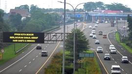 Ganjil Genap Kota Bogor Ditiadakan Dua Pekan ke Depan