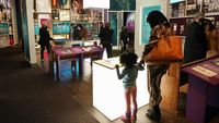 FOTO: Mengintip Musisi Kulit Hitam dari Teropong Sejarah AS