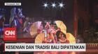 VIDEO: Kesenian & Tradisi Bali Dipatenkan