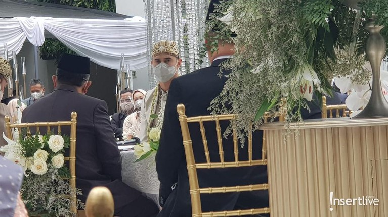 Pernikahan Ali Syakieb