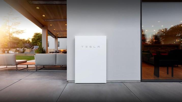 Tesla Powerwall (Tesla.com)