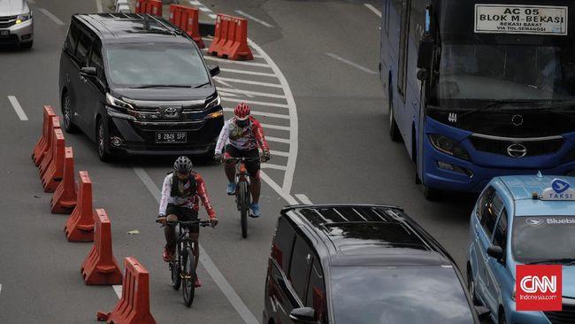 Sejauh ini, masyarakat menggunakan sepeda sebatas untuk olahraga dan rekreasi, belum banyak yang memakainya untuk bekerja.
