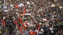 Fakta Terbaru Myanmar, 780 Tewas hingga Anggota AU Membelot