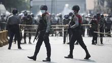 PBB Desak Junta Militer Myanmar Setop Bunuh Demonstran
