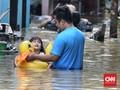 Anies Targetkan Genangan Banjir Jakarta Surut dalam 6 Jam
