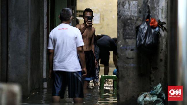 BPBD DKI Jakarta menyatakan seluruh wilayah terdampak genangan dan banjir di wilayah Ibu kota telah surut pada Rabu (10/2) siang.