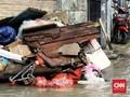 DKI Siagakan 5.000 Petugas Tangani Sampah Banjir