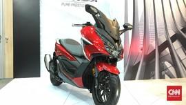 Usai PCX 160, Honda Forza Dirilis Harga Tembus Rp83 Juta