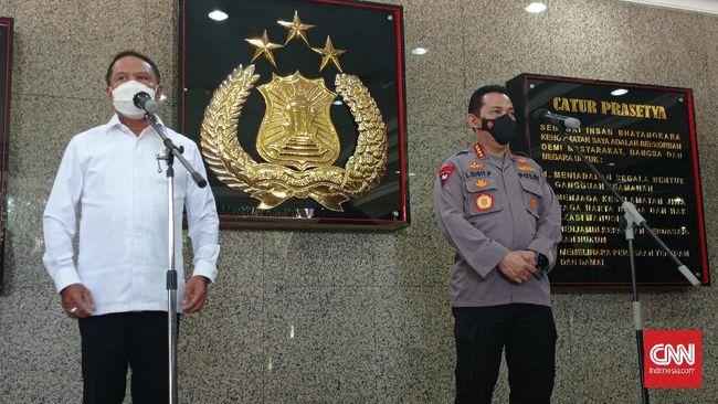 Menpora Zainudin Amali mengaku mendapatkan instruksi khusus dari Presiden Joko Widodo untuk segera menjalankan Liga 1 2021.