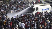 Situasi Myanmar Mencekam, KBRI Yangon Tetapkan Siaga 2